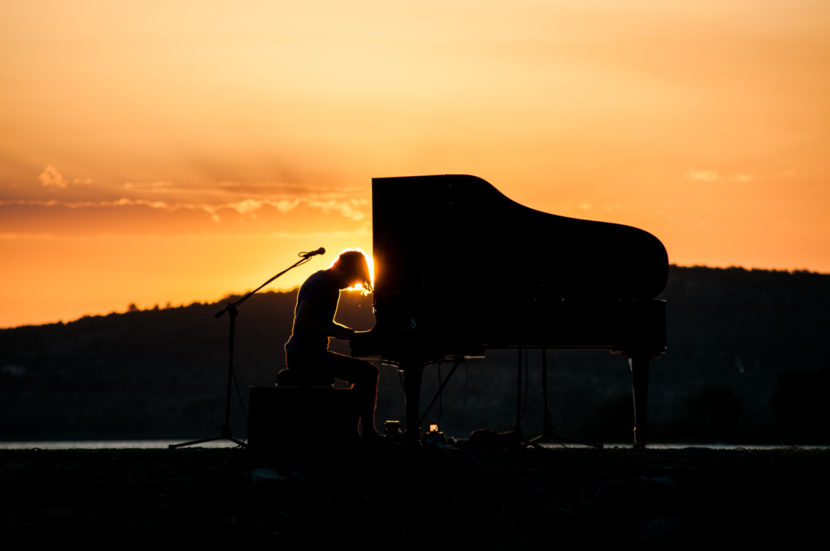 Music fot sunset